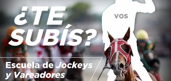 Convocatoria Escuela de Jockeys y Vareadores